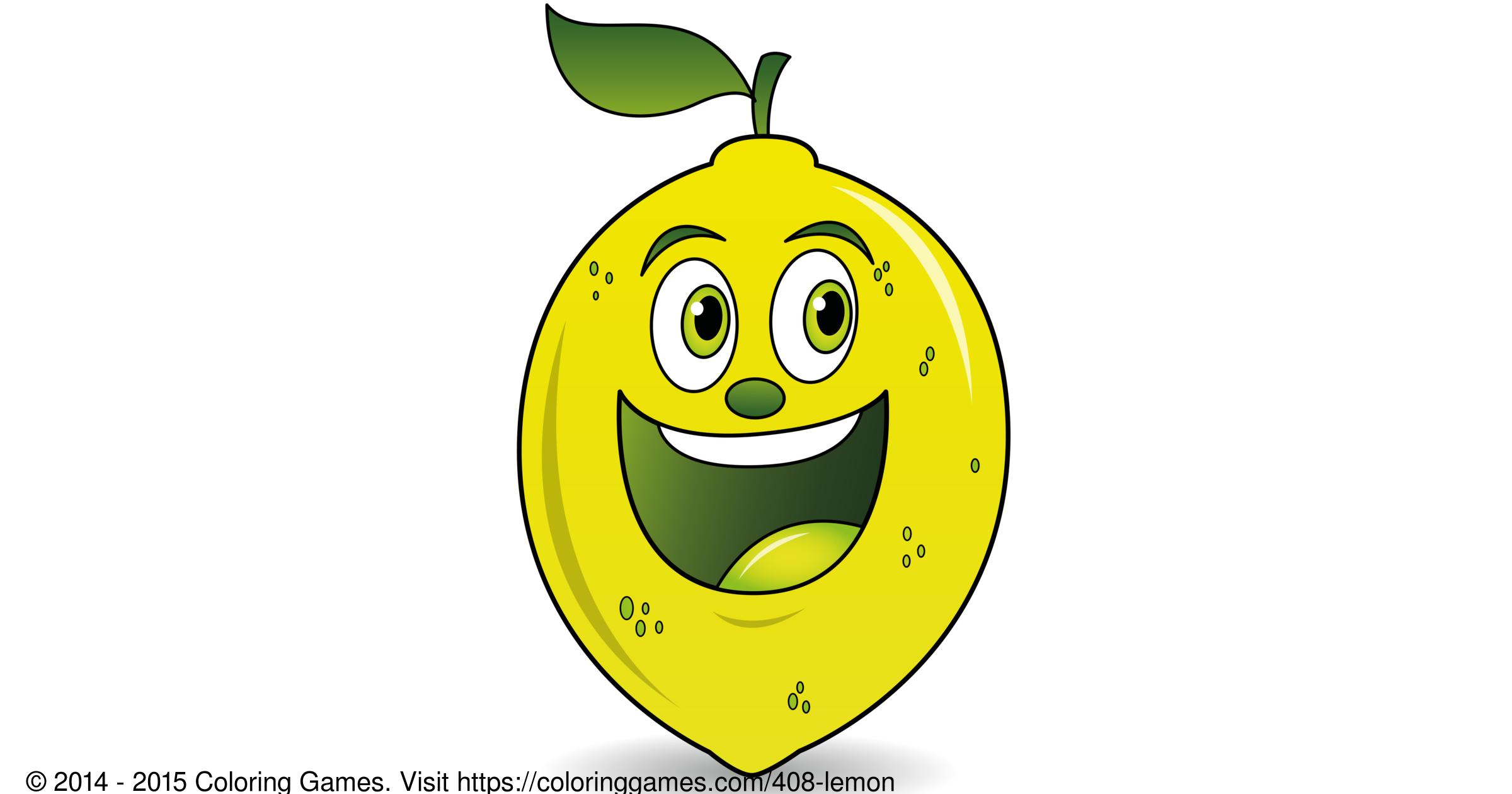 Картинки веселый лимон, днем работника торговли